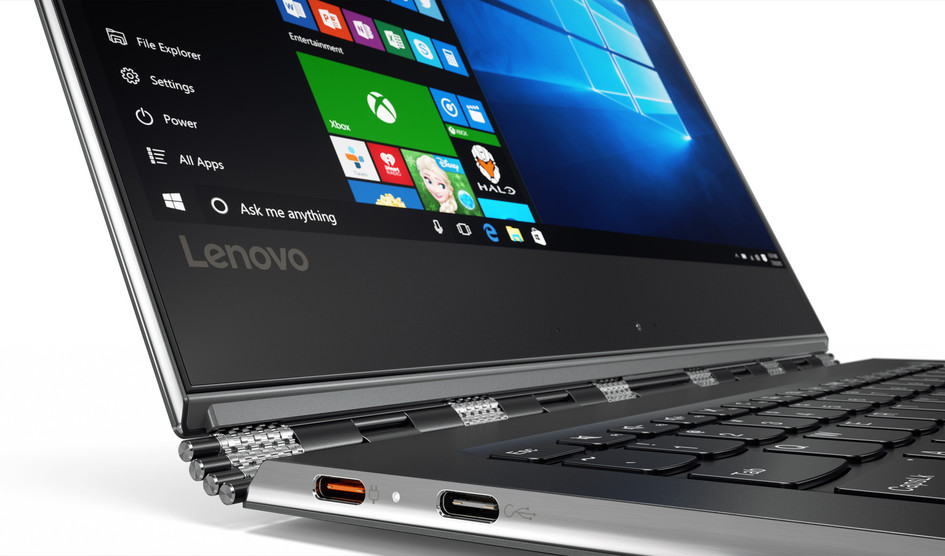 Lenovo Yoga 920 con Intel Coffe Lake avistado