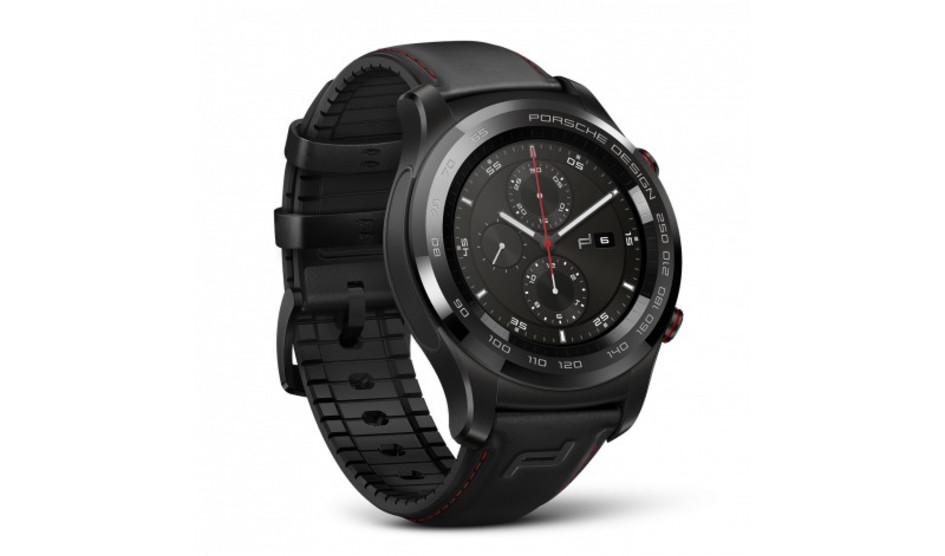 Huawei Watch 2 Porsche Edition lanzado en Europa