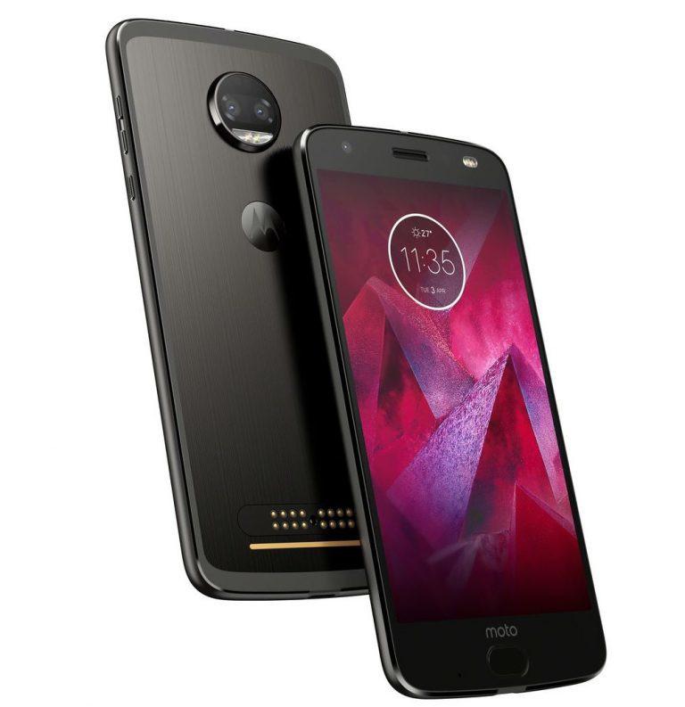 Motorola Moto Z2 Force por 799$