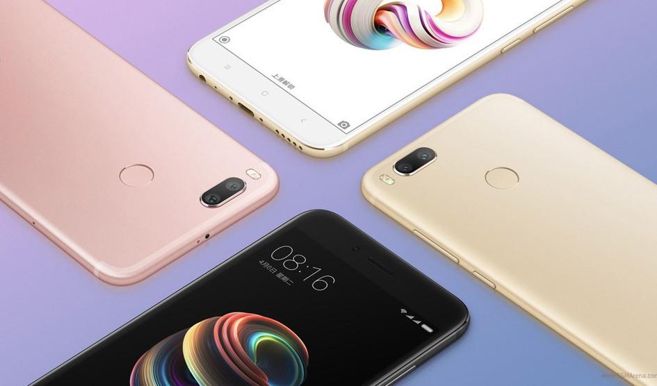 Xiaomi Mi 5X y MIUI 9 anunciados oficialmente