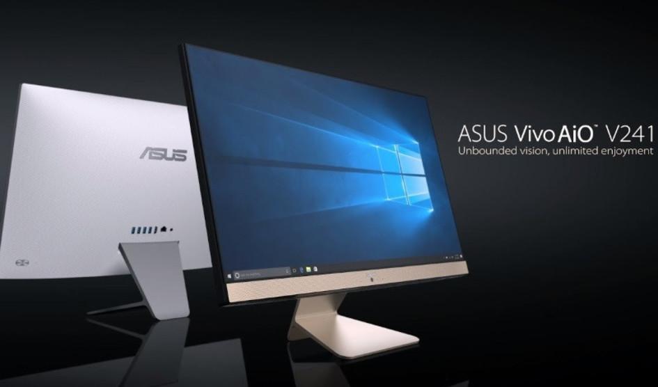 ASUS presenta sus all-in-one Vivo V241
