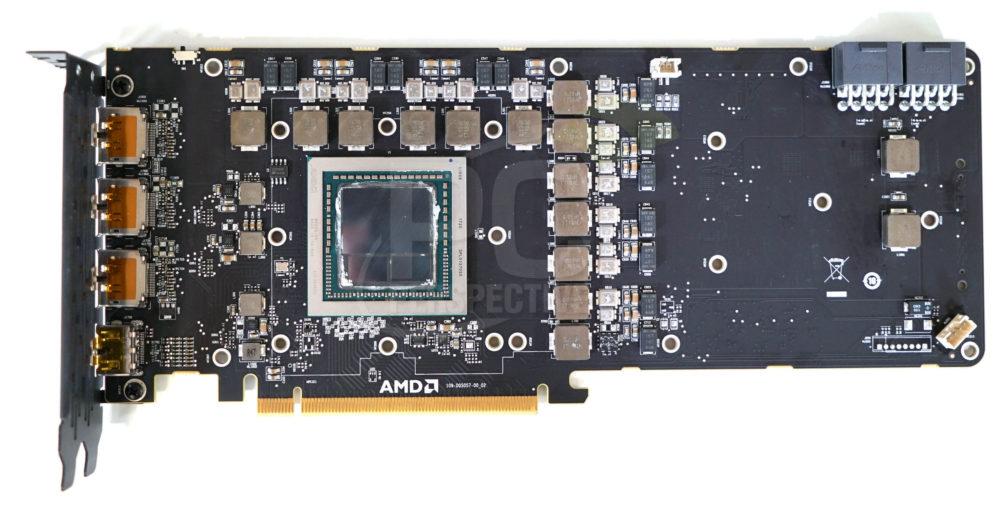 AMD Radeon Vega Frontier y sus entrañas