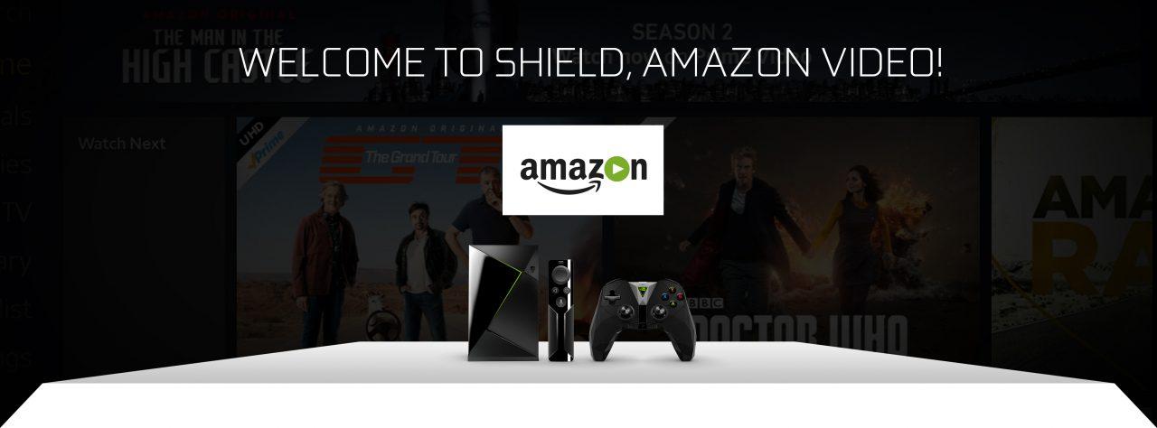 NP: Amazon Video ya está disponible en NVIDIA SHIELD