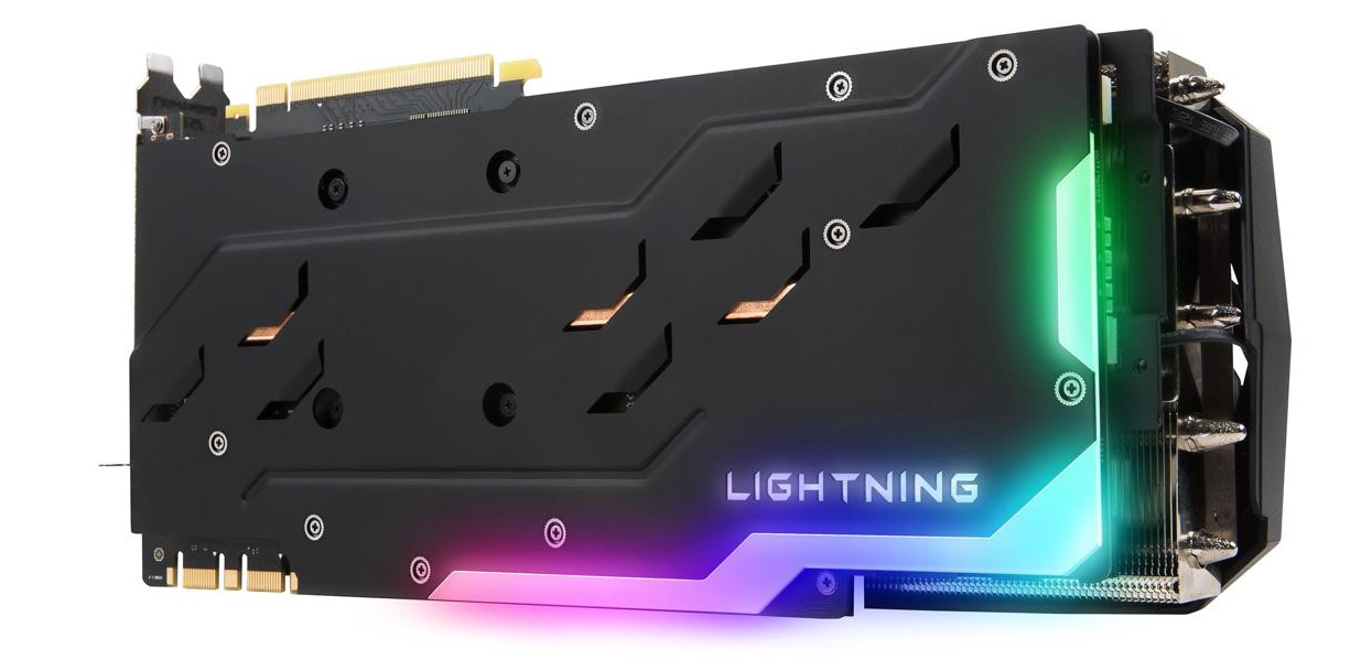 MSI GTX 1080 TI Lighting X y Z ya están disponibles