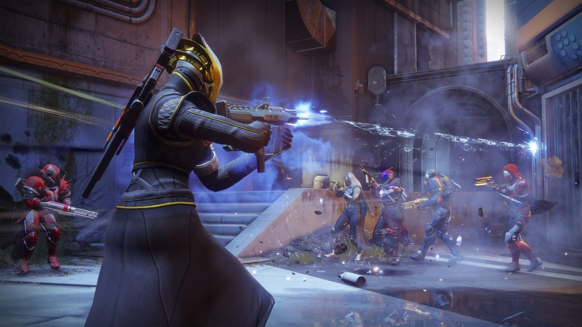 Destiny 2 estrena tráiler de la beta abierta