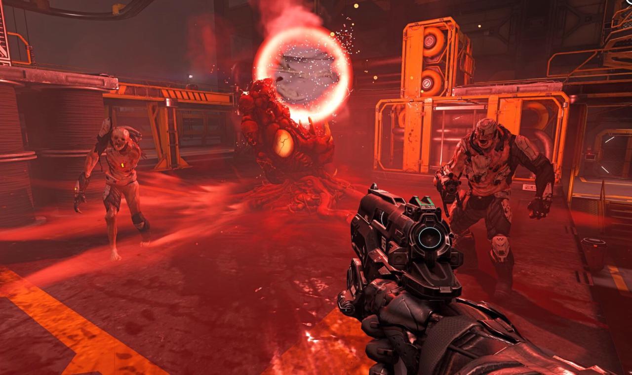 Doom y su nueva actualización 6.66 libera todos los DLCs multijugador