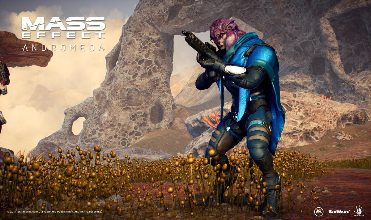 Mass Effect: Andrómeda recibe parche 1.09