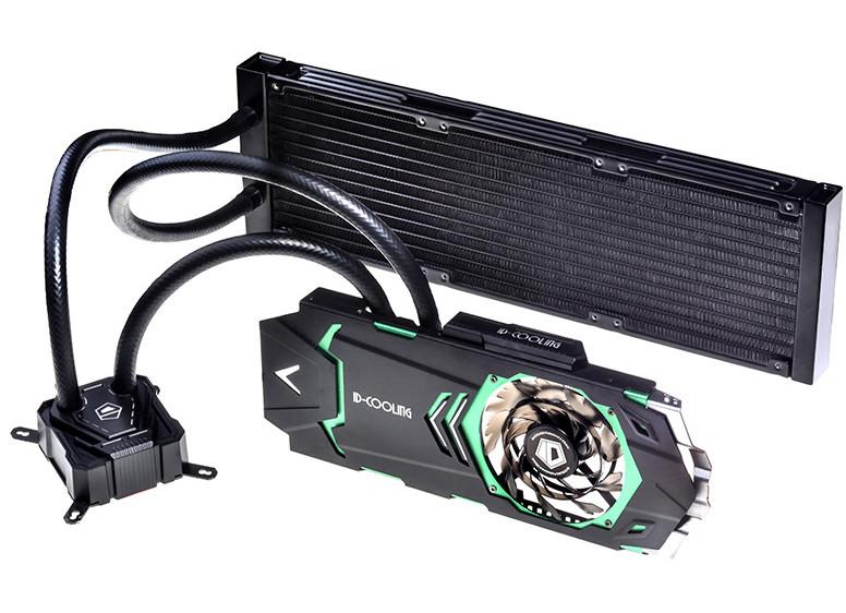 ID-Cooling presenta Hunter Duet II una refrigeración líquida en toda regla