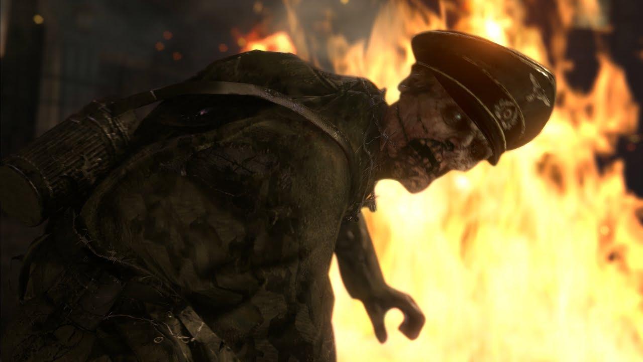 Call of Duty: WWII Zombies Nazis ya dispone de trailer