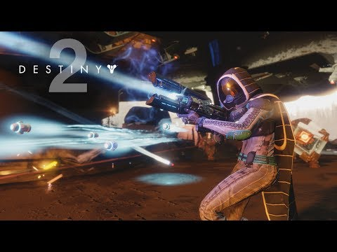 Destiny 2 Coldheart Exotic