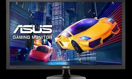 Asus presenta su nuevo monitor gaming 4K UHD de 28″