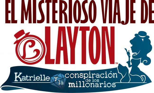 NP: EL MISTERIOSO VIAJE DE LAYTON : Katrielle y la conspiración de los millonarios ya disponible