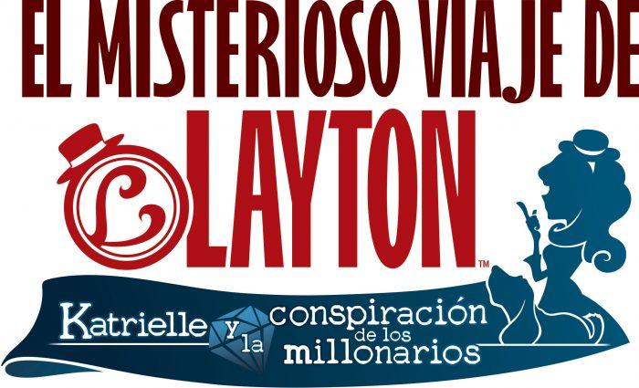 NP: EL MISTERIOSO VIAJE DE LAYTON: Katrielle y la conspiración de los millonarios disponible para móviles en todo el mundo el 20 de Julio