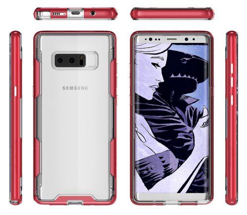 Samsung Galaxy Note 8 pasa por la FCC, contará con cuatro variantes