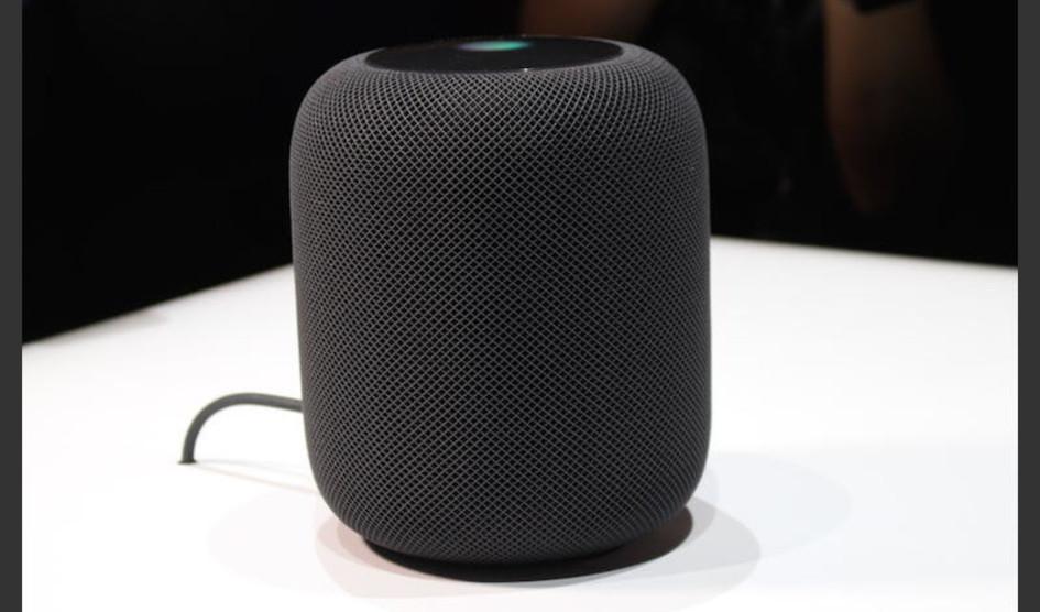 Reveladas las especificaciones del HomePod de Apple