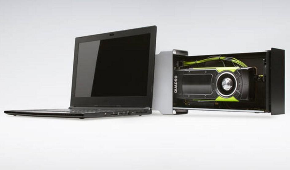 Nvidia anuncia soluciones de GPU externas basadas en las GPUs Titan Xp y Quadro