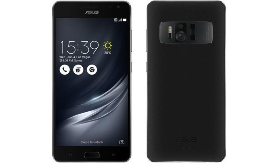 ASUS ZenFone AR ya se puede reservar en EE.UU