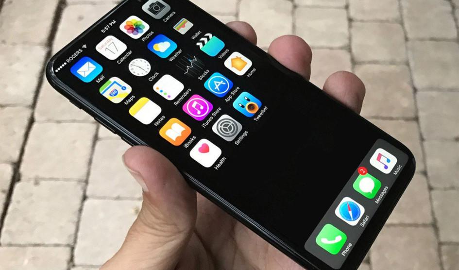iPhone 8 entra en producción en masa