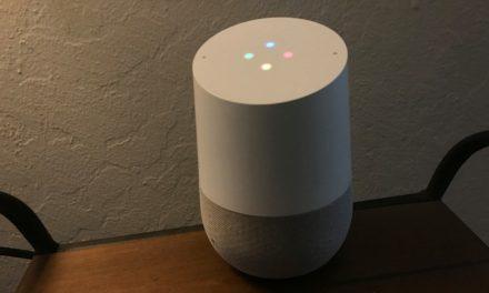 Google Home ya disponible en Alemania