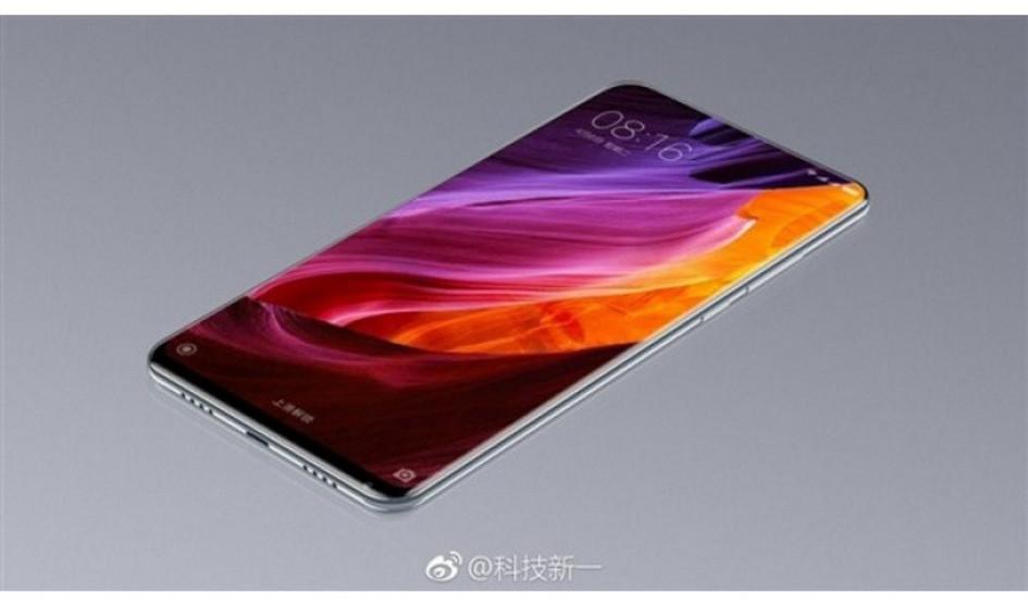 Xiaomi Mi Mix 2 nueva imagen filtrada