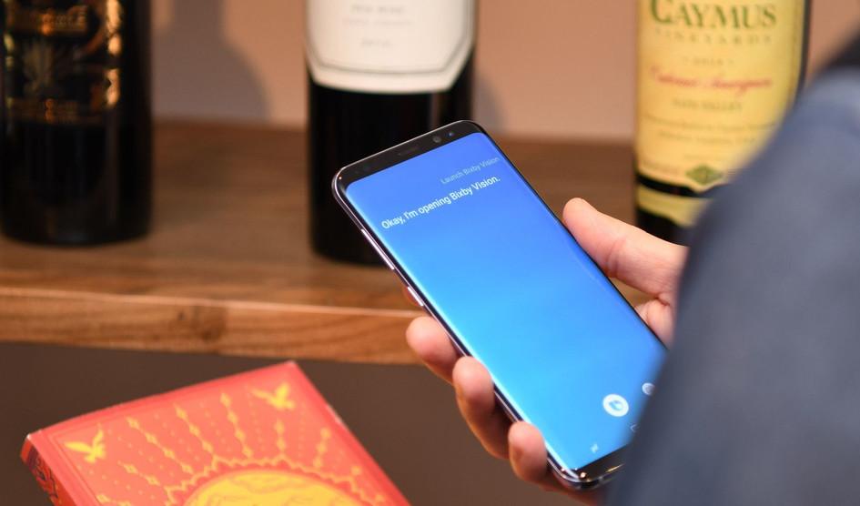 Samsung Bixby a la vuelta de la esquina