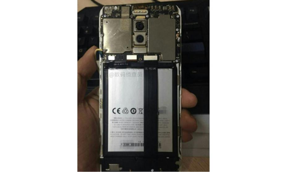 Meizu M6 Note con dual cámara y más