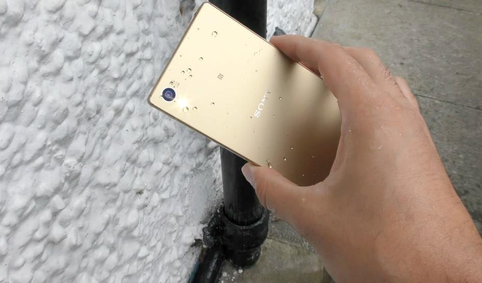 Sony Xperia ZG Compact avistado