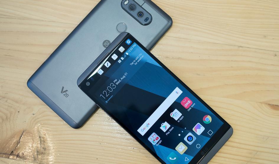 LG V20 por tan sólo 350$