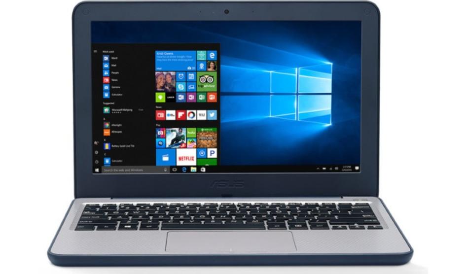 ASUS presenta su portátil con Windows 10 S