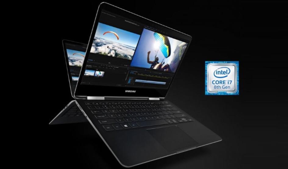 Samsung Notebook 9 Pen y los nuevos Intel