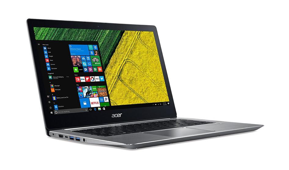 Acer primer portátil  Intel 8th Gen y Nvidia MX150