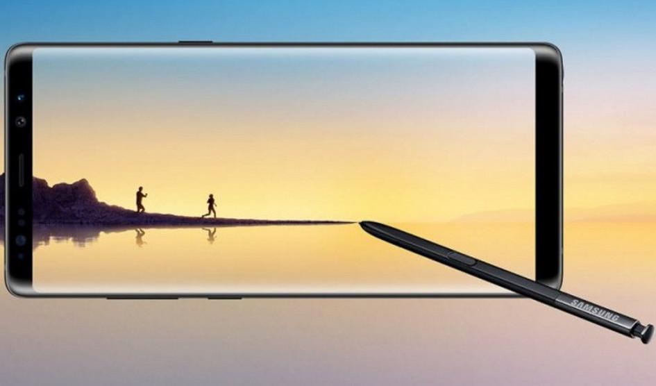 Samsung Galaxy Note 8 ya es oficial