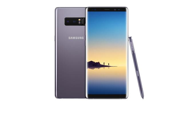 Samsung Galaxy Note 8 disponible en Amazon