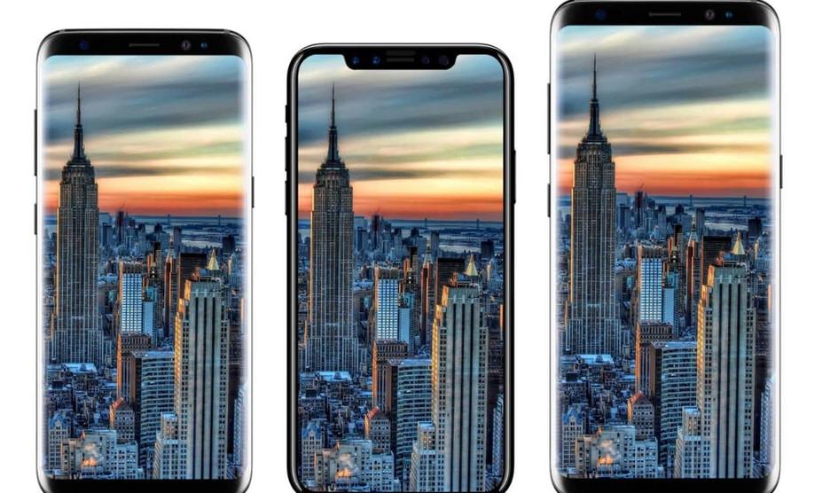 Iphone 8 podría tener 512GB de capacidad