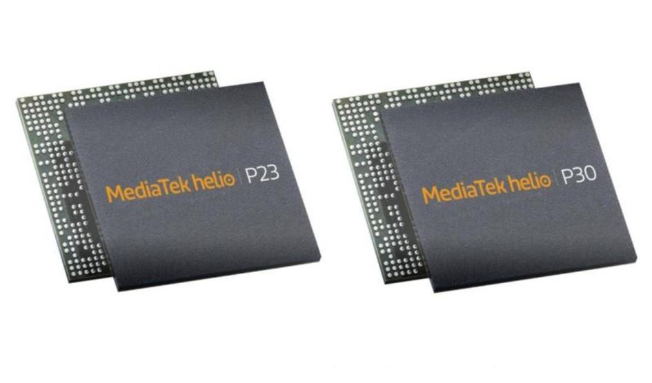 MediaTek anuncia sus nuevos chipsets Helio P23 y P30