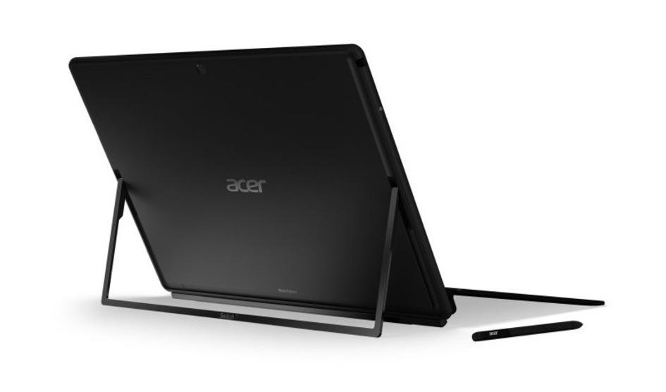 IFA 2017: Acer presenta Swift 5, Spin 5 y Switch 7 Black Edition con Intel Coffe Lake