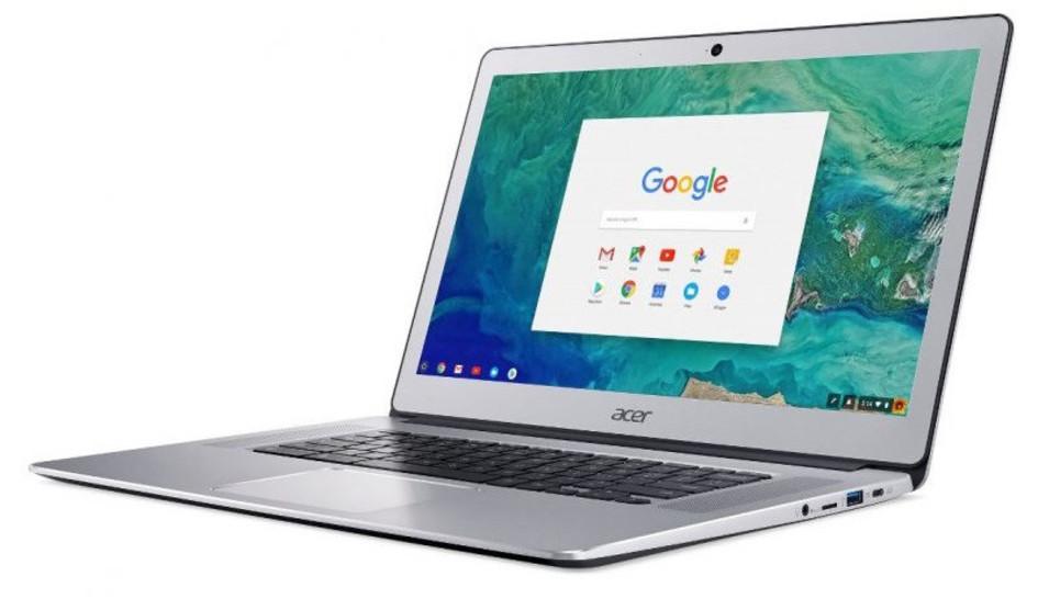 IFA 2017: Acer Chromebook 15 ya es oficial, con chasis de aluminio y un precio de 399 $