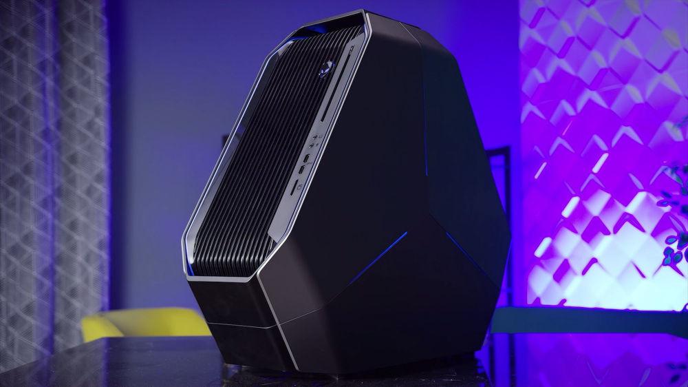 Alienware Area 51 con AMD Threadripper 1950X a prueba