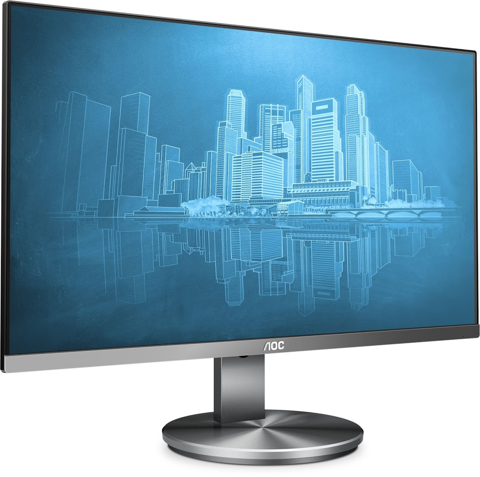 NP: Productividad y bienestar: AOC amplía su oferta de monitores B2B