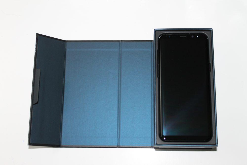 Review: Analizamos el SAMSUNG Galaxy S8 Plus