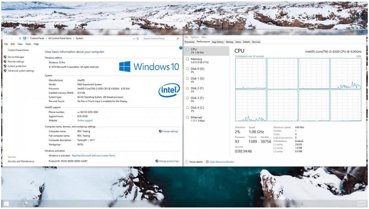 Intel Core i3 8300 con cuatro núcleos y ocho hilos avistado
