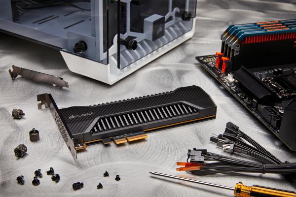 NP: Un SSD que deja atrás al resto: CORSAIR lanza el nuevo Neutron NX500 NVMe PCIe SSD AIC