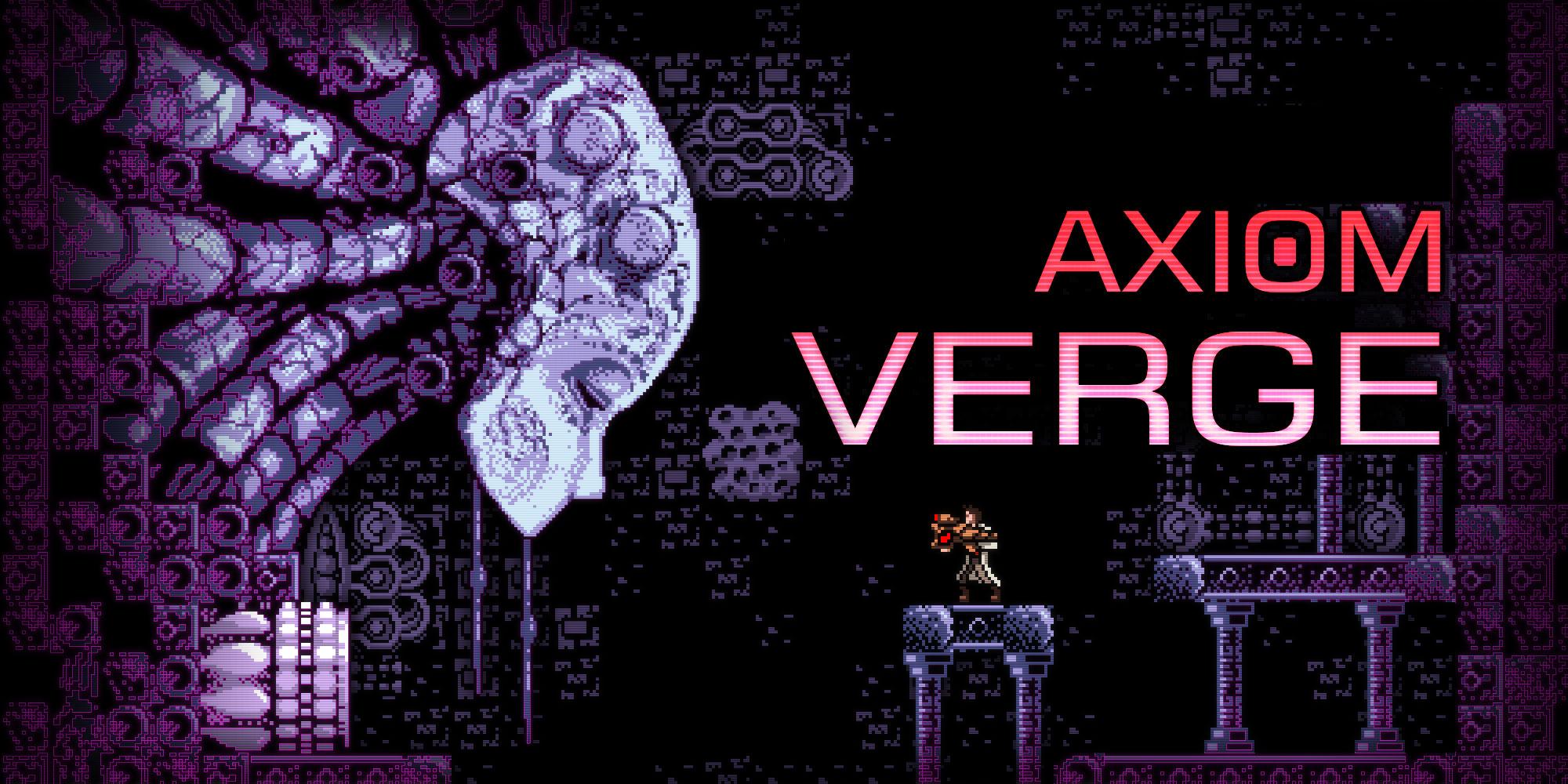 La acción de Axiom Verge en Nintendo Switch el próximo 17 de Octubre