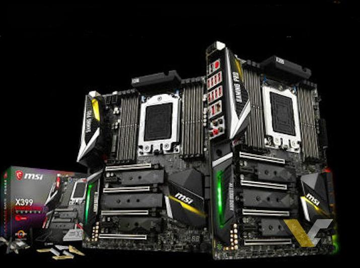 MSI enseña como montar un AMD Threadripper