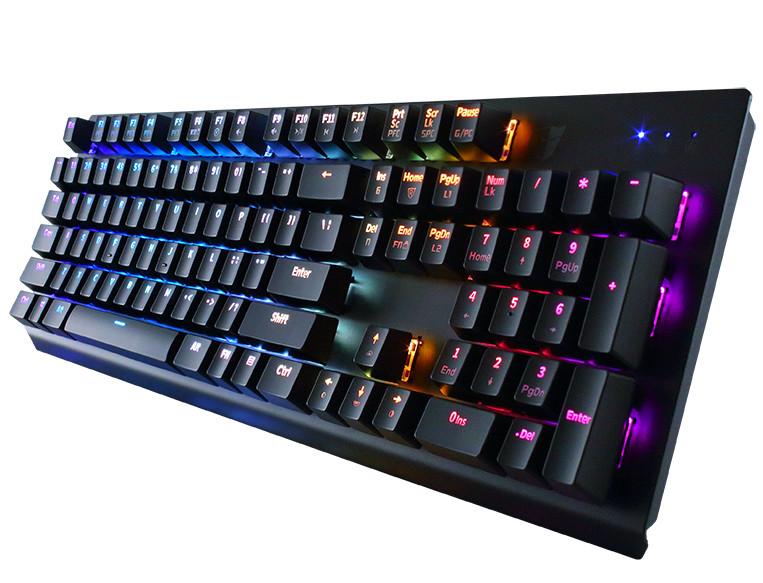 Tesoro lanza su nuevo y atractivo teclado gaming Gram SE Spectrum