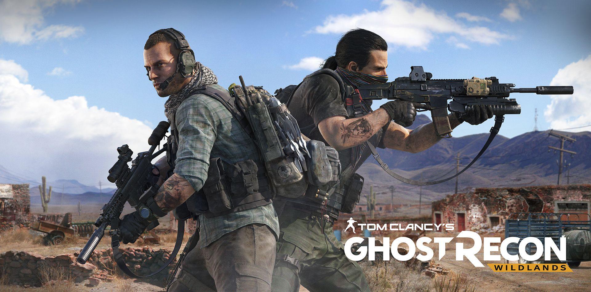 Ghost Recon: Wildlands ahora puedes jugar durante 5 horas gratuitamente