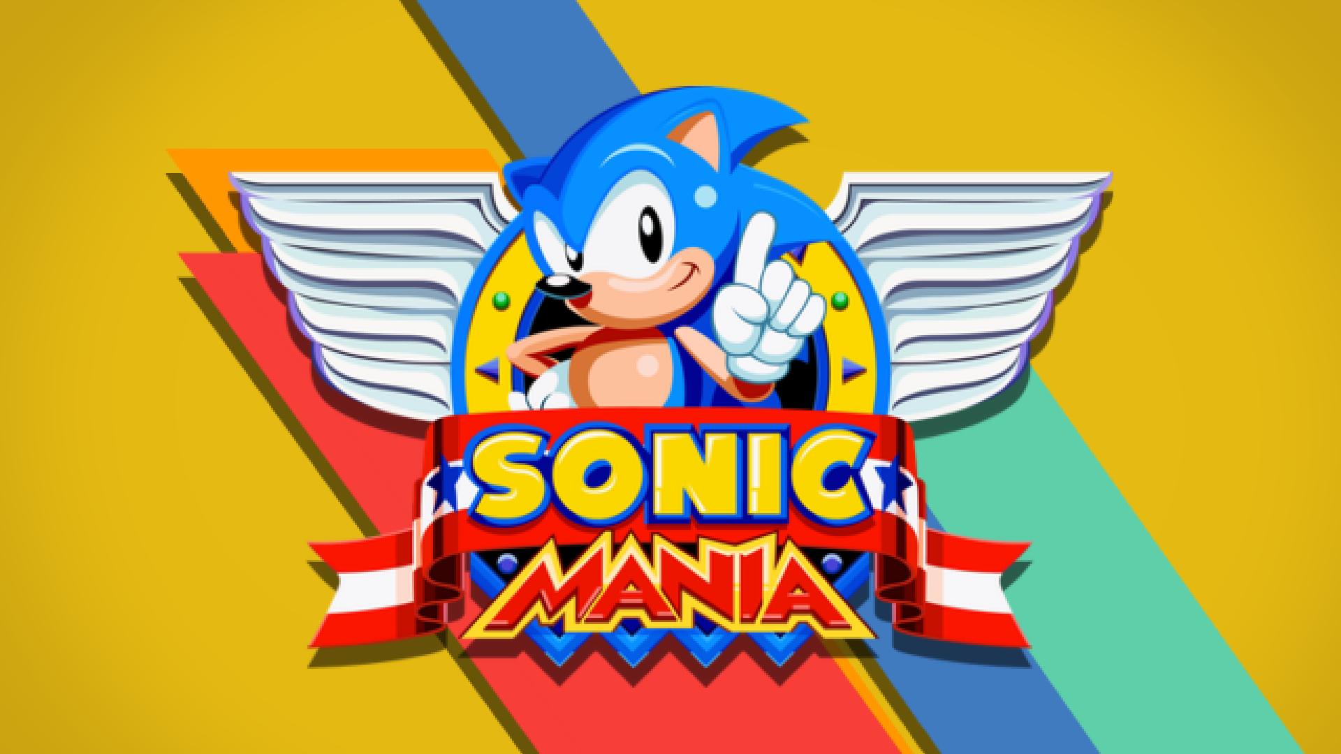 Sonic Mania solo ocupará 200 megas en el disco duro