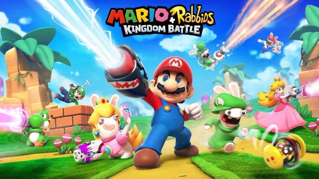 Ubisoft contenta en programar en Nintendo Switch