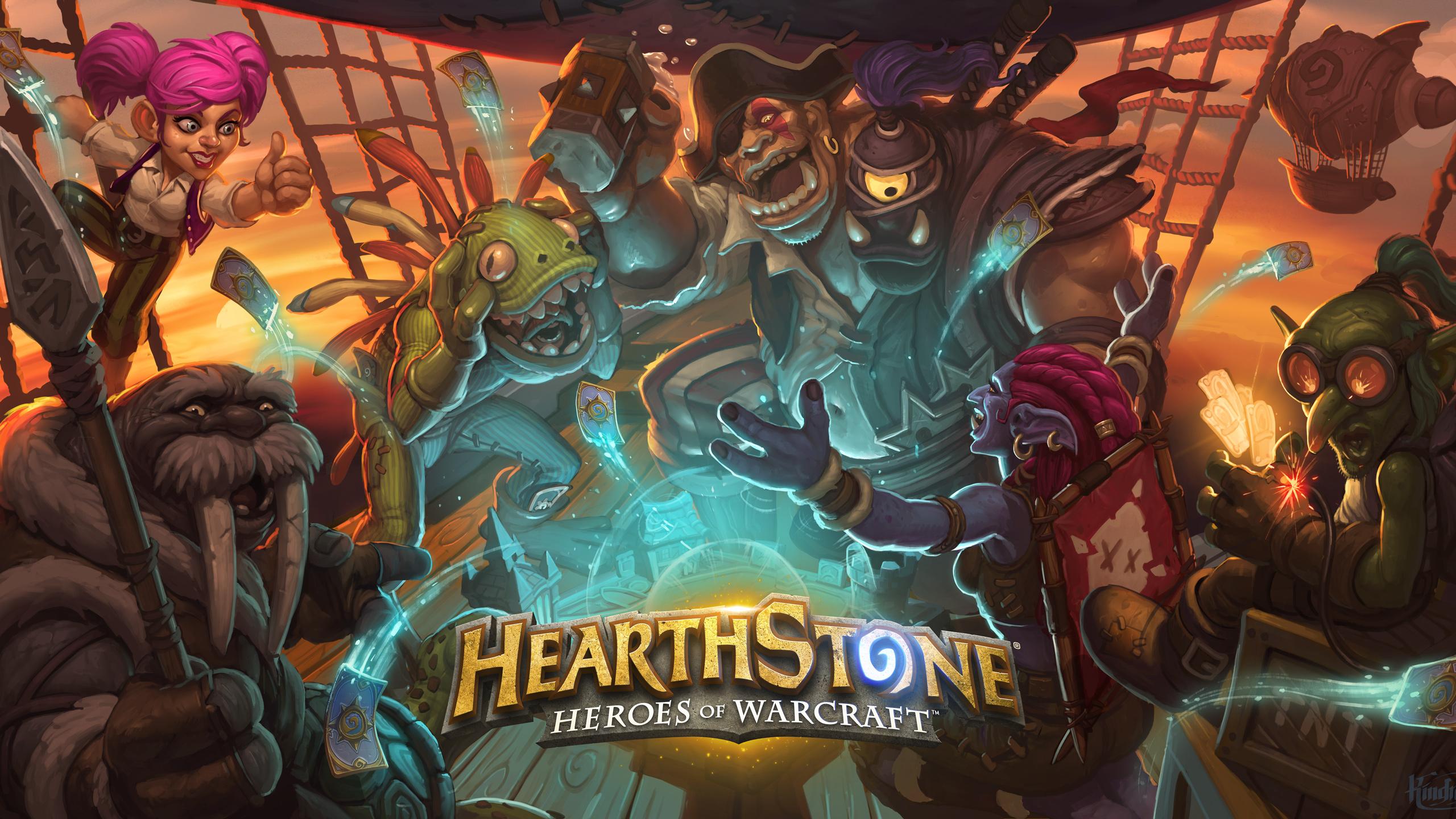 Hearthstone esta de estreno nueva expansión ya tiene fecha de lanzamiento