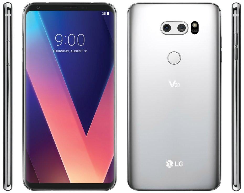 IFA 2017: LG V30, ya es oficial
